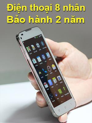 Điện thoại smartphone 8 nhân BX-M9572