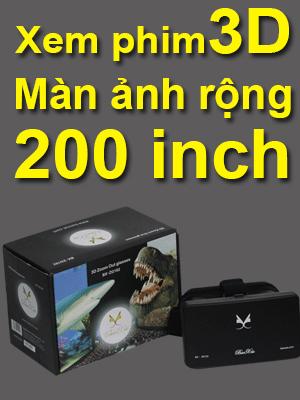 Máy xem phim 3D BX-ZG102