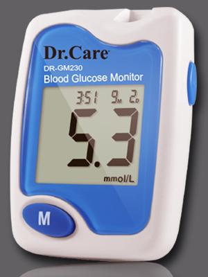 Máy đo đường huyết GM230