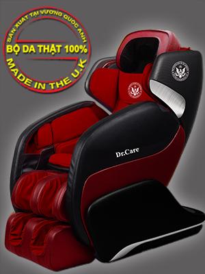 Ghế Massage Xreal 919 màu đỏ MC919
