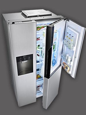 Tủ lạnh LG GR-P267LSN