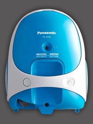 Máy hút bụi Panasonic PAHB-MC-CG333AN46