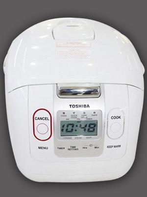 Nồi cơm điện Toshiba RC-10MM(WT)