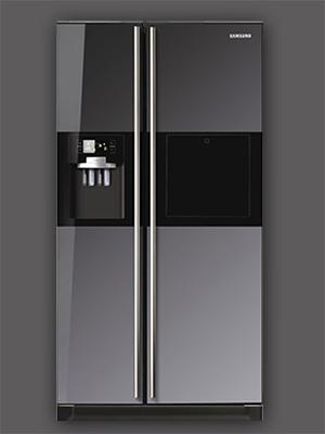 Tủ lạnh Samsung RS21HKLMR1