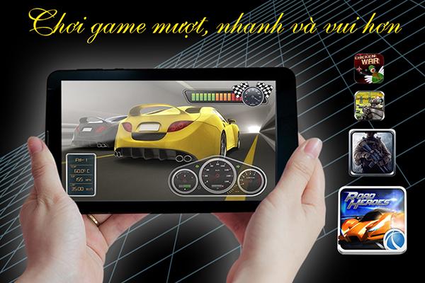 chơi game mượt và nhanh hơn - baoxai.com