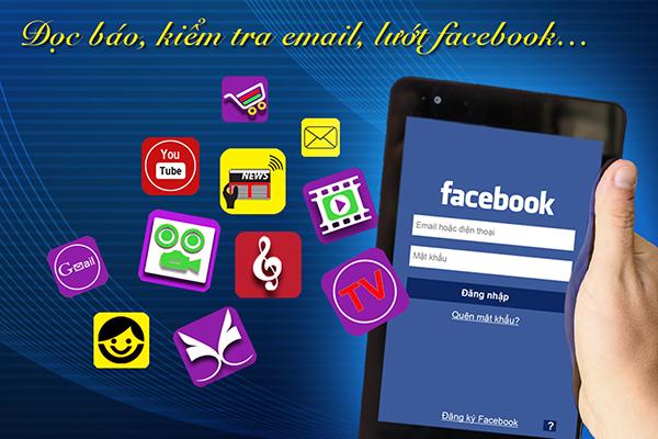 lướt web, facebook, đọc báo - baoxai.com
