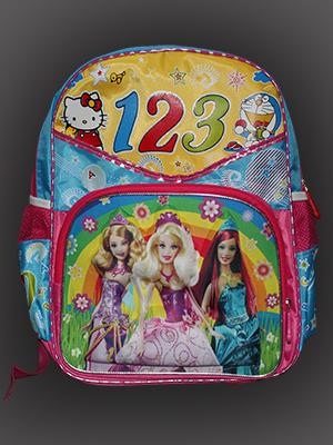Cặp 3D công chúa 123