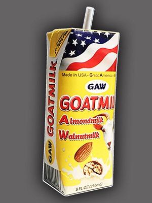 Sữa Dê GAW sản xuất tại Mỹ