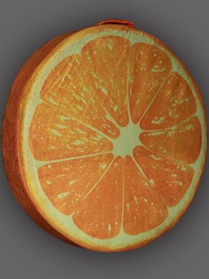 Gối hình quả cam