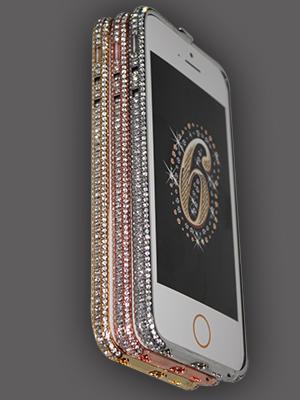 Ốp viền Iphone 6 plus MS 01