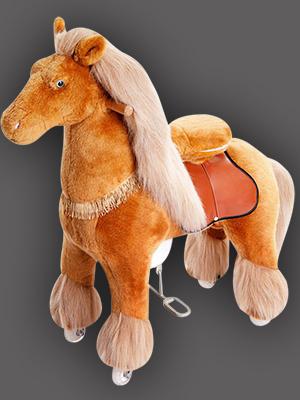Thú cưỡi thể thao TURU (Ngựa vàng)