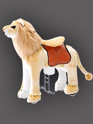 Thú cưỡi thể thao TURU (Sư tử)